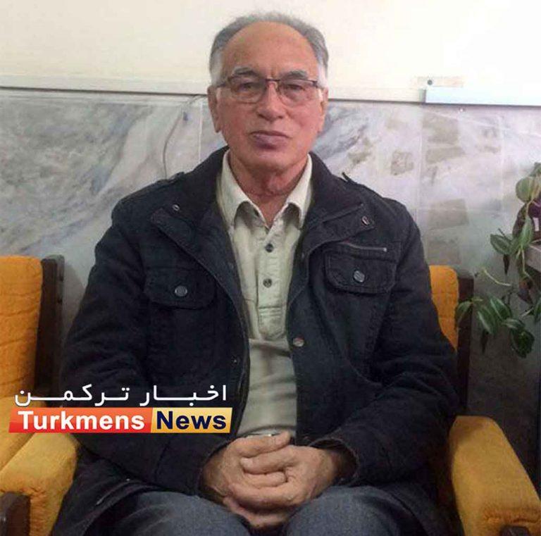 جرجانی ترکمن نیوز 768x761 - تلاش هشت ساله گروه مترجمین دیوان مخدومقلی فراغی به ثمر نشست