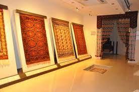 فرهنگی 1 - افتتاح موزه هنرهای سنتی و دست بافتههای داری ترکمن گنبدکاووس در هفته میراث فرهنگی