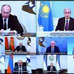 نشست اوراسیا 150x150 - میرضیایف بر حل و فصل مسائل مهم در زمینه حمل و نقلی و ترانزیتی اوراسیا تاکید کرد