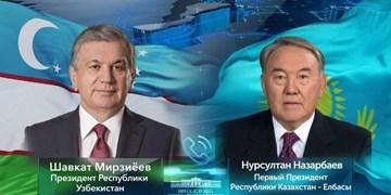 نظربایف - نشست شورای کشورهای ترکزبان محور گفت وگوی «میرضیایف» و «نظربایف»