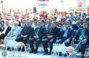 محمد غراوی استاندار 1 300x198 - نکوداشت مختومقلی زمینهساز وحدت و همگرایی اقوام و مذاهب شود