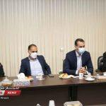 بارانی غضو شورا 150x150 - توسعه متوازن شهر اولویت های شورای شهر و شهردار است