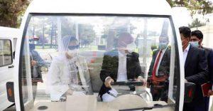 خودروی افغانستانی 1 300x156 - رونمایی از نخستین خودروی افغانستانی