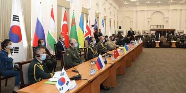 امنیتی کارشناسان بین المللی در ازبکستان - نشست امنیتی کارشناسان بین المللی در ازبکستان