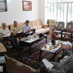 رضا شجاعی با خبرنگاران شرق گلستان 4 150x150 - خانه مطبوعات شرق گلستان راه اندازی میشود