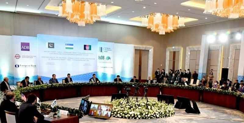 سه جانبه افغانستان پاکستان و ازبکستان - نشست سه جانبه افغانستان- پاکستان و ازبکستان برگزار شد