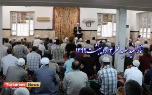 عید سعید فطر مسجد نوریزاد2 300x188 - نماز عید فطر در مساجد گنبدکاووس برگزار گردید+ فیلم
