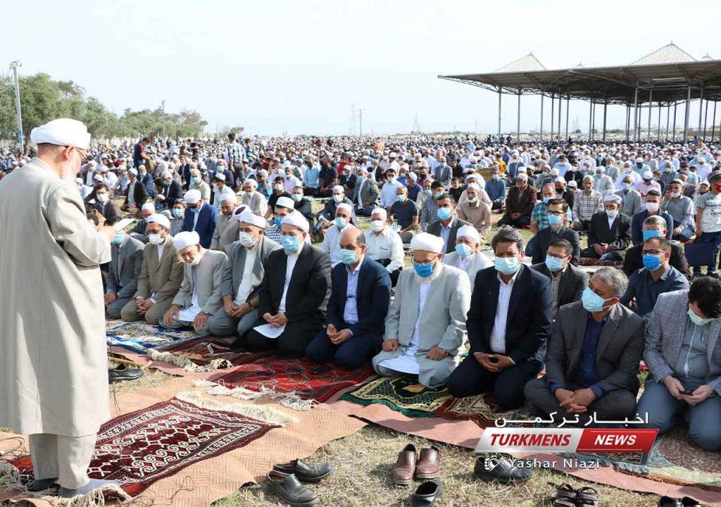 عید سعید فطر 1400 18 1024x720 - بررسی یک ادعا در نماز عید فطر گنبدکاووس