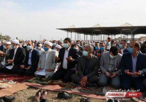 عید سعید فطر 1400 20 300x211 - گزارش تصویری نماز عید سعید فطر ۱۴۰۰