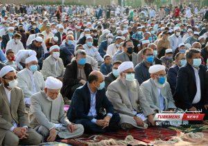 عید سعید فطر 1400 3 300x211 - گزارش تصویری نماز عید سعید فطر ۱۴۰۰