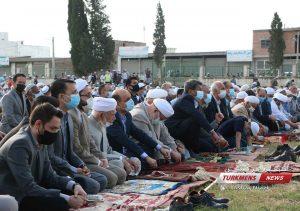 عید سعید فطر 1400 7 300x211 - گزارش تصویری نماز عید سعید فطر ۱۴۰۰