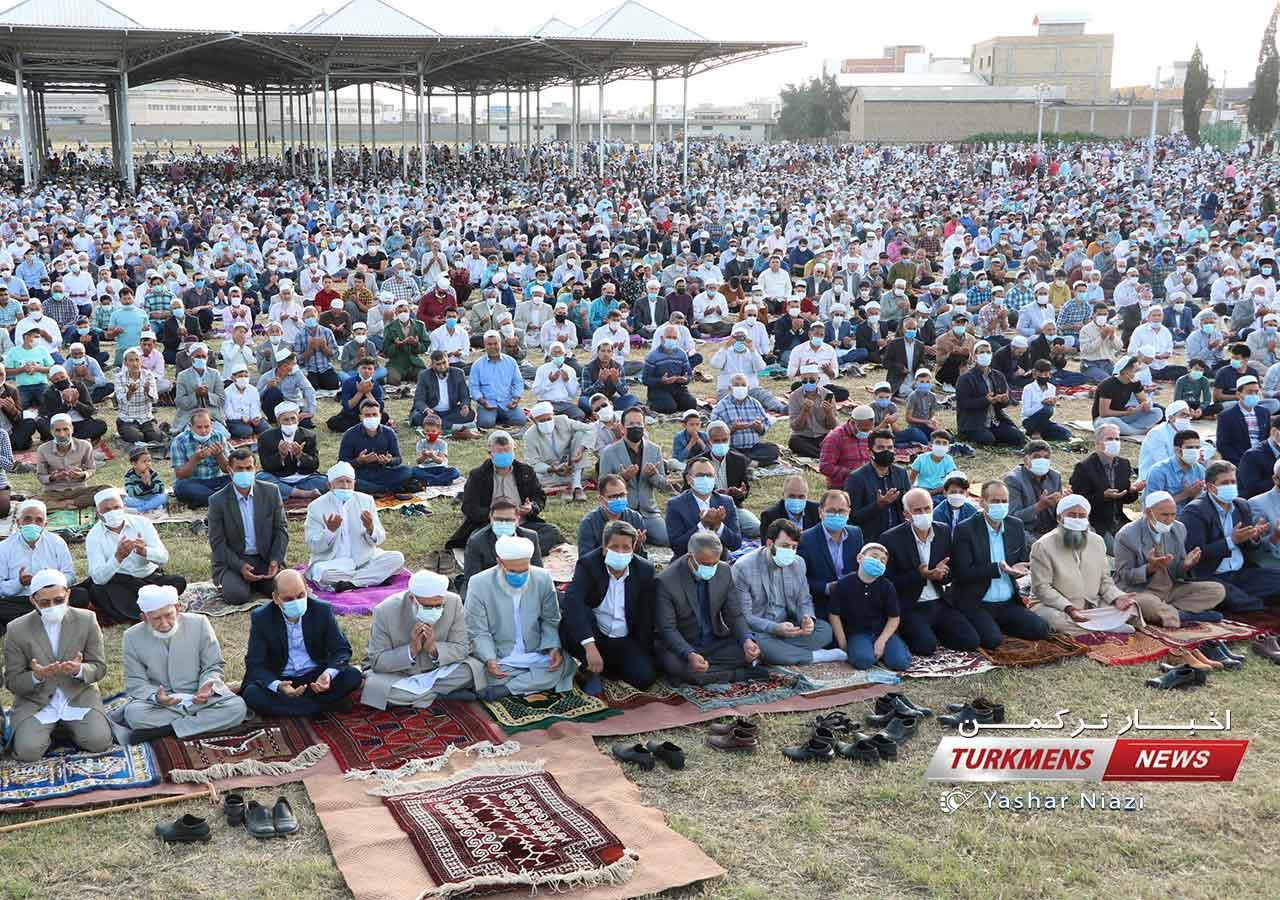 عید سعید فطر 1400 9 1 - اوُرازا بایرامی قوتلی بوُلسون