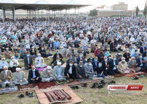عید سعید فطر 1400 9 300x211 - گزارش تصویری نماز عید سعید فطر ۱۴۰۰
