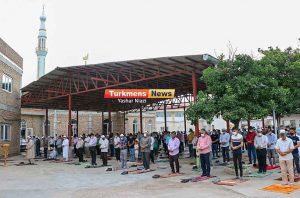 عید قربان مسجد آخوند طلابی 2 300x198 - نماز عید قربان در مساجد گنبدکاووس برگزار شد+عکس و فیلم