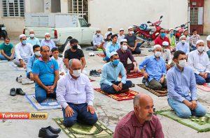 عید قربان مسجد آخوند طلابی 7 300x198 - نماز عید قربان در مساجد گنبدکاووس برگزار شد+عکس و فیلم