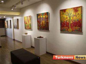 مادری برای کودکان اوبه 300x225 - اعلام لغو نمایشگاه یک هنرمند با برگزاری آیین افتتاحیه نمایشگاه هنرمندی دیگر همزمان شد