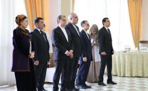 نوروز ترکمنستان 300x185 - نمايشگاه نوروز در استان آخال تركمنستان برگزار شد