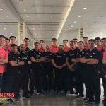 نوجوانان والیبالیست ملی پوش گلستانی عازم کره جنوبی شدند