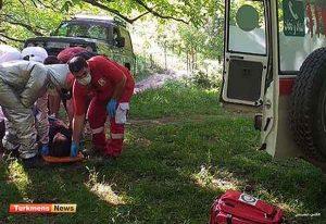 گمشده 300x206 - نوجوان گمشده در پارک جنگلی کردکوی پیدا شد