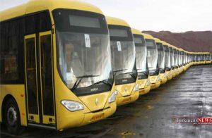 افزوده شدن 20 دستگاه اتوبوس شهری به سیستم ناوگان حمل و نقل عمومی گرگان