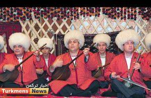در عروسی تورکمنصحرا 300x196 - برگزاری مسابقه دوتار نوازی ایرانی در مازندران