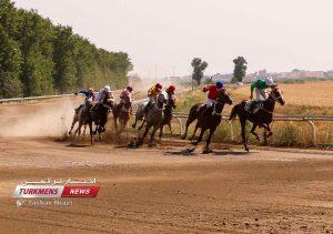 بیست و یکم مسابقات اسبدوانی 300x211 - روز اول هفته قهرمانی مسابقات اسبدوانی بهاره گنبدکاووس با رقابت 66 اسب به خط پایان رسید+عکس