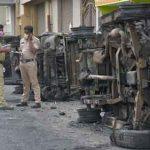 تظاهرات 150x150 - ۳ کشته در هند در جریان نزاع بر سر مطلب فیسبوکی به ظن توهین به پیامبر اسلام