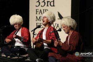 ترکمنستان بجنورد 300x200 - اجرای هنرمندان موسیقی ترکمنستان در ایران