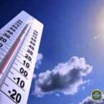 دمای هوا در گلستان 6 تا 7 درجه افزایش می یابد