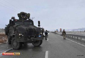 300x206 - ترکیهنینگ ایران سرحدینداکی گمرکینگ ایشگارلرینه هوجوم قورالدی