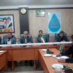 فرماندار ترکمن:واقف بودن مردم و پشتیبانی آن ها به مدیریت بحران ها کمک می کند