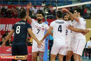 ایران کره 300x200 - پیروزی نفس گیر سروقامتان ایران برابر کره جنوبی/یک وجب تا المپیک