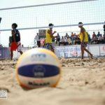 تور والیبال ساحلی تکستاره در بندرترکمن آغاز شد