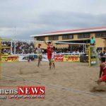 برگزاری رقابت های والیبال ساحلی امیدهای گلستان