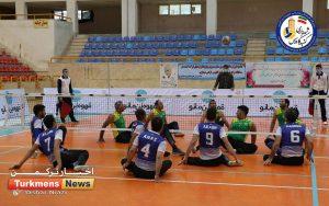 نشسته کشور 300x188 - شهرداری گنبدکاووس لیگ برتر والیبال نشسته کشور را با پیروزی آغاز کرد