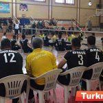 والیبال نشسته گنبدکاووس در انزوای کامل