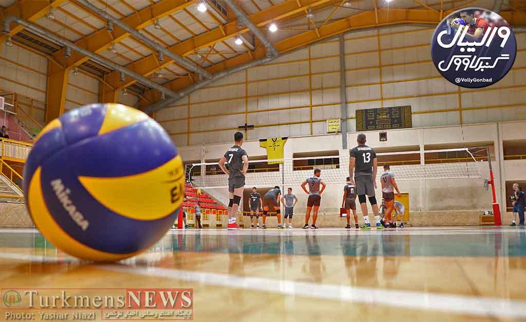 والیبال شهرداری گنبدکاووس