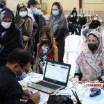 اعلام مراکز فعال واکسیناسیون گنبدکاووس در روزهای پایانی هفته