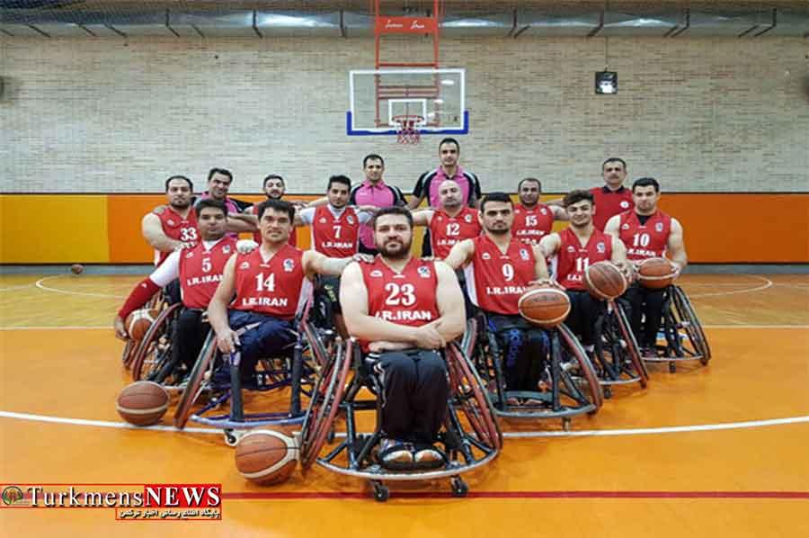 ورزشکار گلستانی به مسابقات جهانی بسکتبال با ویلچر اعزام می شود