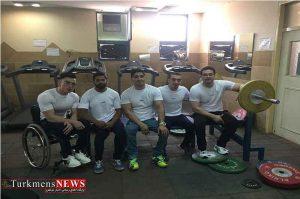 درخشش گلستانی ها در مسابقات وزنه برداری معلولان