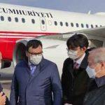 امور خارجه ازبکستان 1 150x150 - وزیر خارجه ترکیه وارد «اورگنج» ازبکستان شد