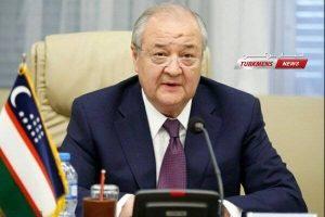 امور خارجه ازبکستان 2 300x200 - پیام تبریک وزیر امور خارجه ازبکستان به انتصاب همتای خود امیر عبداللهیان