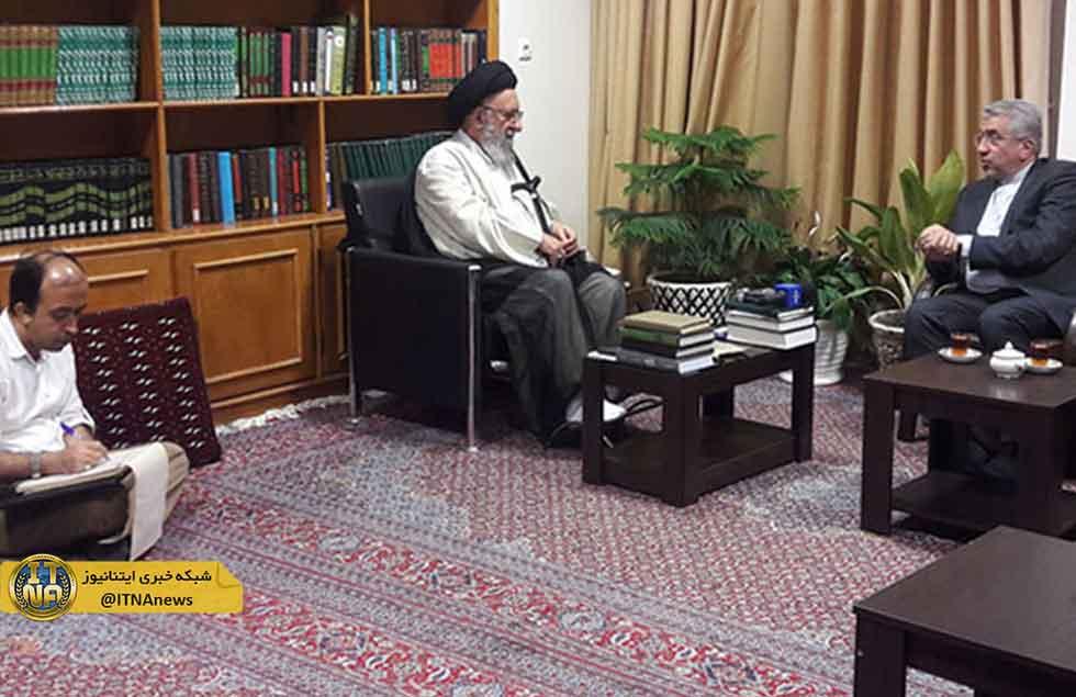 وزیر نیرو بر رسیدگی به مشکلات آبی روستاهای مرزی تاکید کرد
