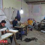 وقتی همت جوانان ترکمنصحرا کمر غول بیکاری را میشکند