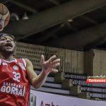3 امتیازی 150x150 - گرگان بر بام بسکتبال ایران/یک پرتاب حیرت انگیز قهرمان را عوض کرد