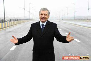 قیپچاق تاشکند 4 300x200 - پل قیپچاق - تاشکند توسط رئیس جمهور ازبکستان افتتاح شد+عکس