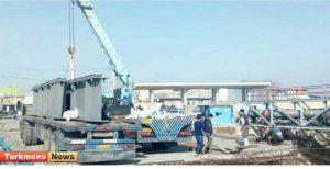 ورودی گدم آباد 300x154 - تخلیه آخرین پارت تیر ورق های پل ورودی گدم آباد