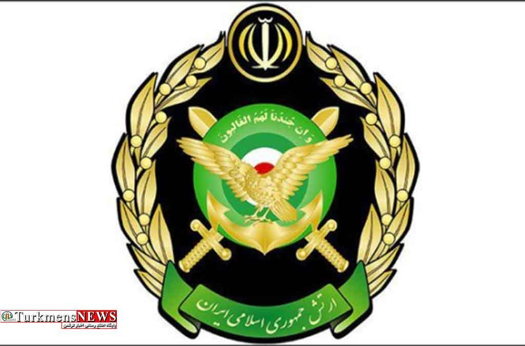 پیام تبریک ارشد نظامی آجا در استان گلستان