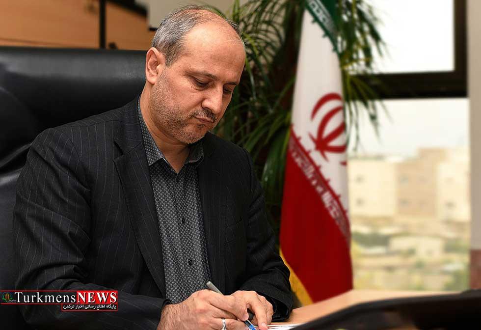 پیام تسلیت استاندار گلستان به مناسبت درگذشت پدر شهیدان سید رضایی