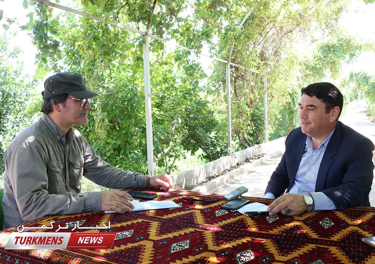 پیغمبرقلی سعادت نژاد - ترکمن نیوز